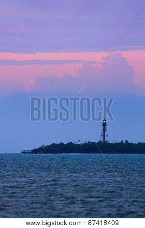 Sanibel Island Lighthouse Dawn