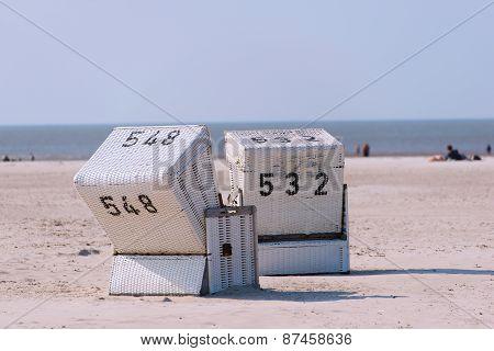 Sankt Peter-Ording beach
