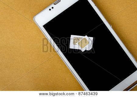 adapter sim card from micro sim card to basic sim card poster