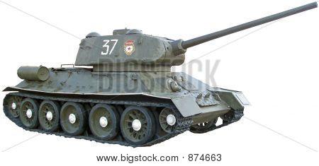 T-34 Russian Tank