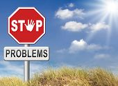 solving problems no problem cant be solved finding a solution poster