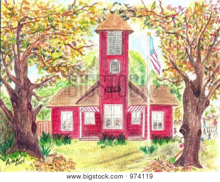 Country School House 2