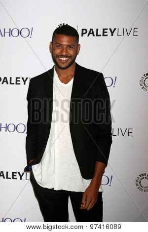 LOS ANGELES - JUL 30:  Jeffrey Bowyer-Chapman at the An Evening With Lifetime's