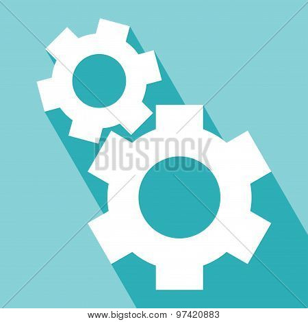 Gear Or Cog Icons