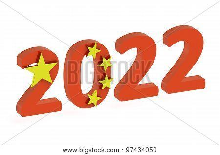 China Pekin 2022