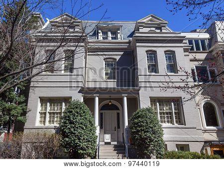 Theodore Roosevelt House Washington Dc