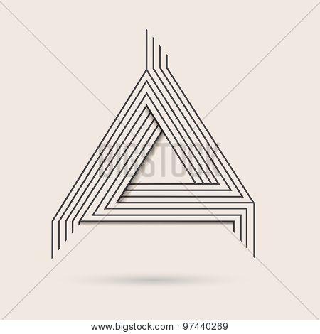 Abstract Vector Logo.