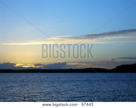 Lake In Washington