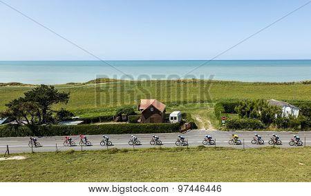 The Peloton - Tour De France 2015