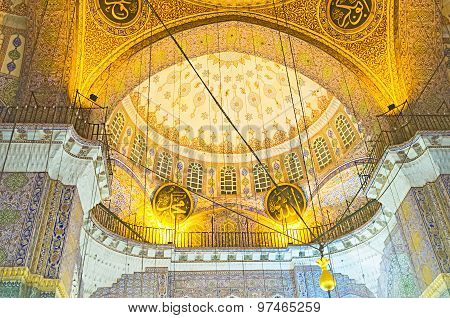 The Decoration Of Mosque