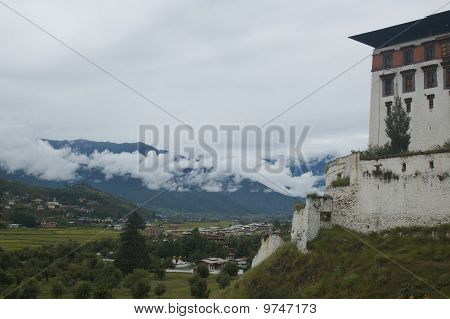 Fortress Above the Cloud