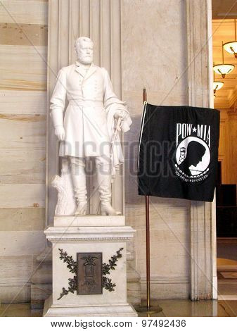 Washington Capitol Grant Statue 2004