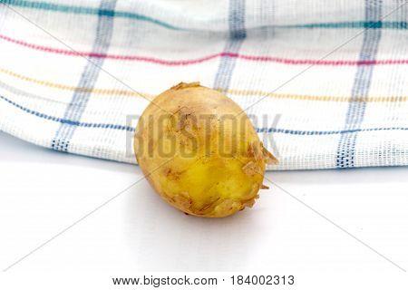 Spring Vegetables, Fresh, Potato