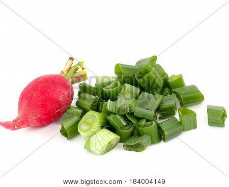 Spring Vegetables, Fresh, Radish
