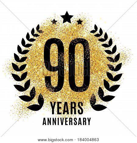 Ninety Years Golden Anniversary