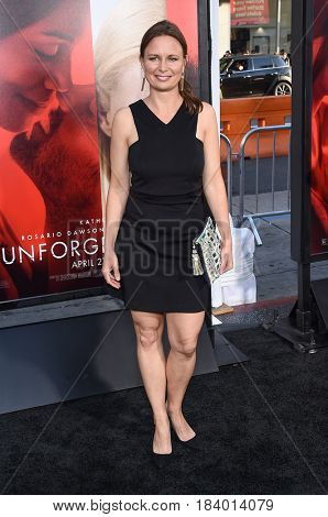 LOS ANGELES - APR 18:  Mary Lynn Rajskub arrives for the