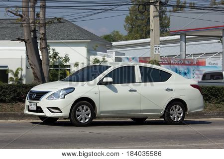 Private Eco Car, Nissan Almera