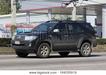 Private Suv Car, Toyota Fortuner