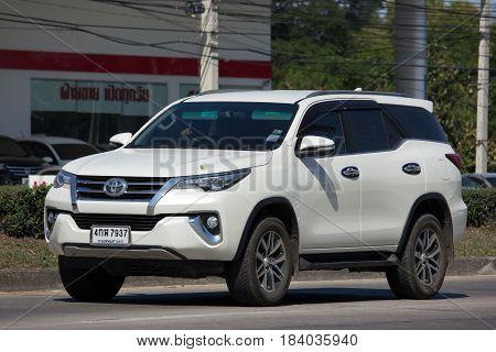 Private Suv Car, Toyota Fortuner