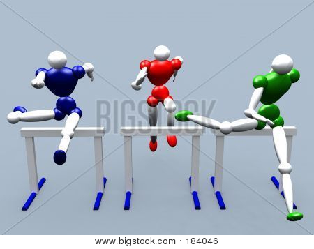 Obstacle Jumpers V2