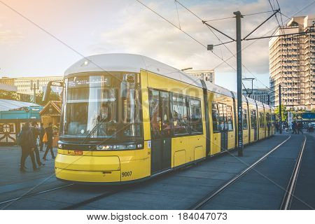 Electric Tram Train
