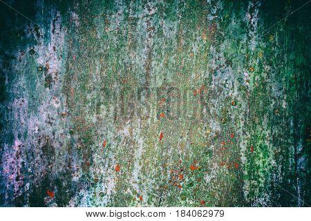 Rusty Metallic Background