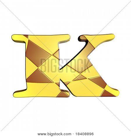 Barevná abeceda; různá písma v mé galerii