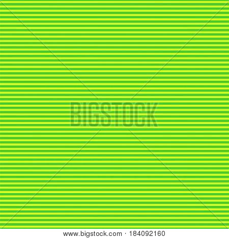 Horizontal Stripes Pattern. Colored Seamless Vector Illustration.