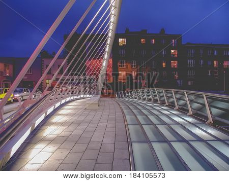 Dublin At Night