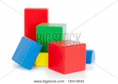 Children's Wooden Blocks