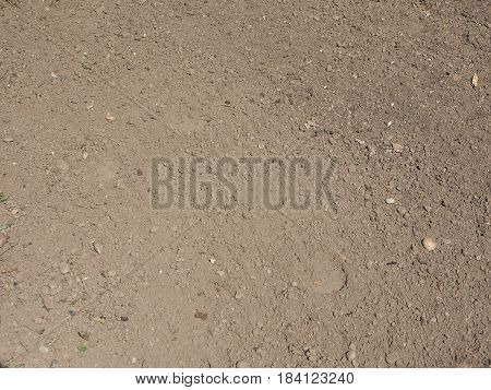 Brown Earth Texture Background