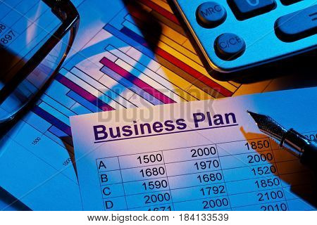 business plan of a company foundation