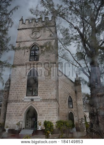 St Peter's Parish Church, Barbados St. Peter's Parish church is located in the northern part of Barbados and is one of the old churches in Barbados, built in 1630s but already restored twice.