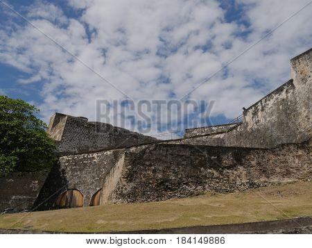 El Morro Fort, San Juan, Puerto Rico Castillo San Felipe del Morro is a 16th century fort and one of the top attractions in Puerto Rico