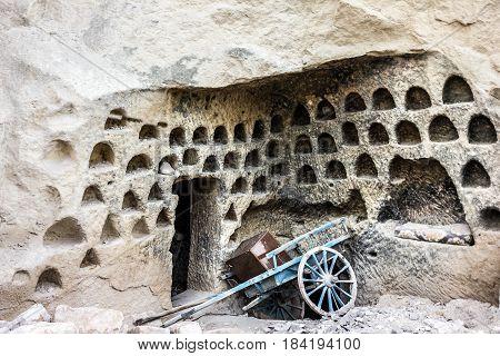 Cave open air museum, Cappadocia, Goreme, Turkey