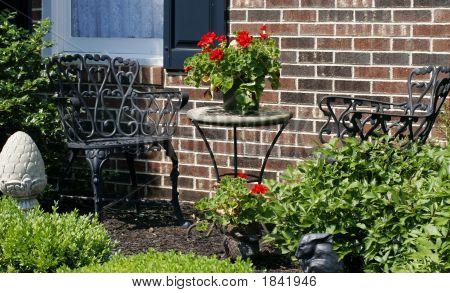 Outdoor Vignette