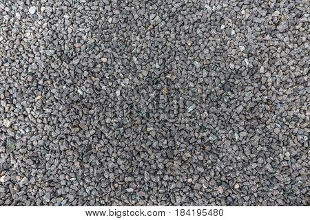 Crushed Grey Stone