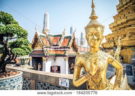 Grand Palace of Bangkok, Thailand - Imperial residence