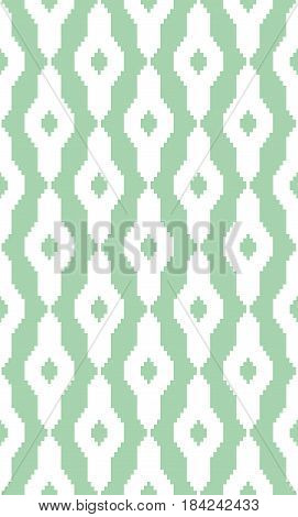 Seamless geometric pattern with faint stripes. The style like Jaspe or Ikat. Fashion background for printing on fabric Wallpaper bedding decor upholstery curtains. Fashionable ethnic ornament
