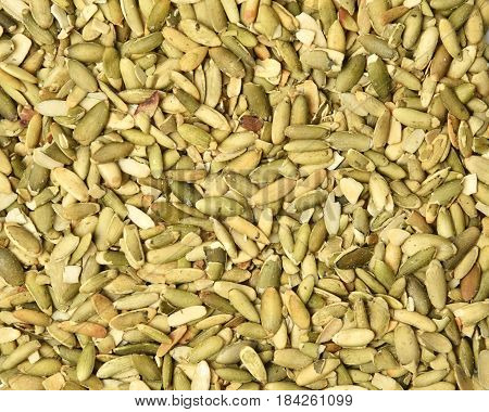 Pumpkin Seed Background