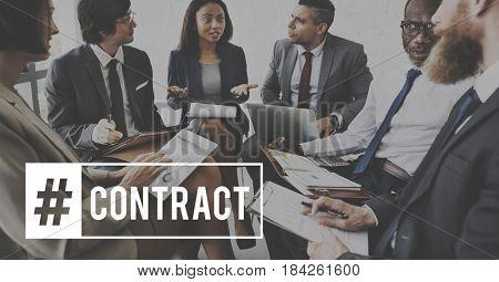Business Contract Executive Goals Target