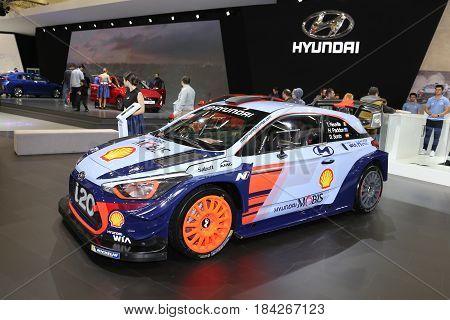 Istanbul Autoshow 2017