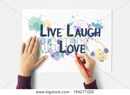 Live Life Spirit Alive Free Enjoy Inspire
