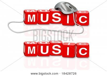 online music search