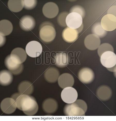Eps10 Brightness Lights Design. Transparent Sparkles. Blurred Light. Calming Background Pattern. Nea