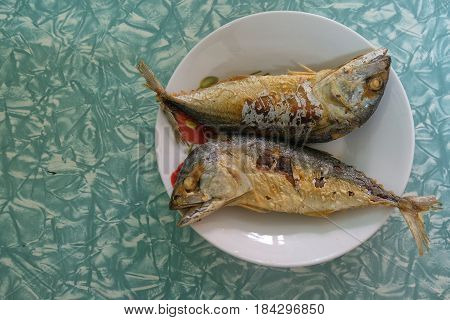 Fried fish is a Thai cuisine and is highly nutritious.