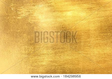 Gold Polished Metal