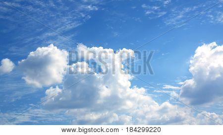 The Vast Blue Sky