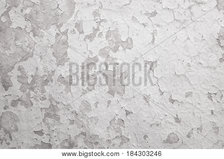 old black and white flaking paint texture