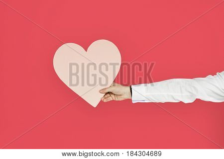 Heart Love Passion Healthy Romance Sweet Concept